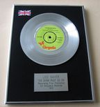 LEO SAYER - THE SHOW MUST GO ON PLATINUM Single Presentation Disc